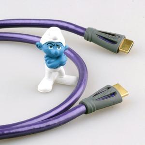 Кабель HDMI - HDMI QED (QE2050) Performance HDMI-E Super Speed 1.0m