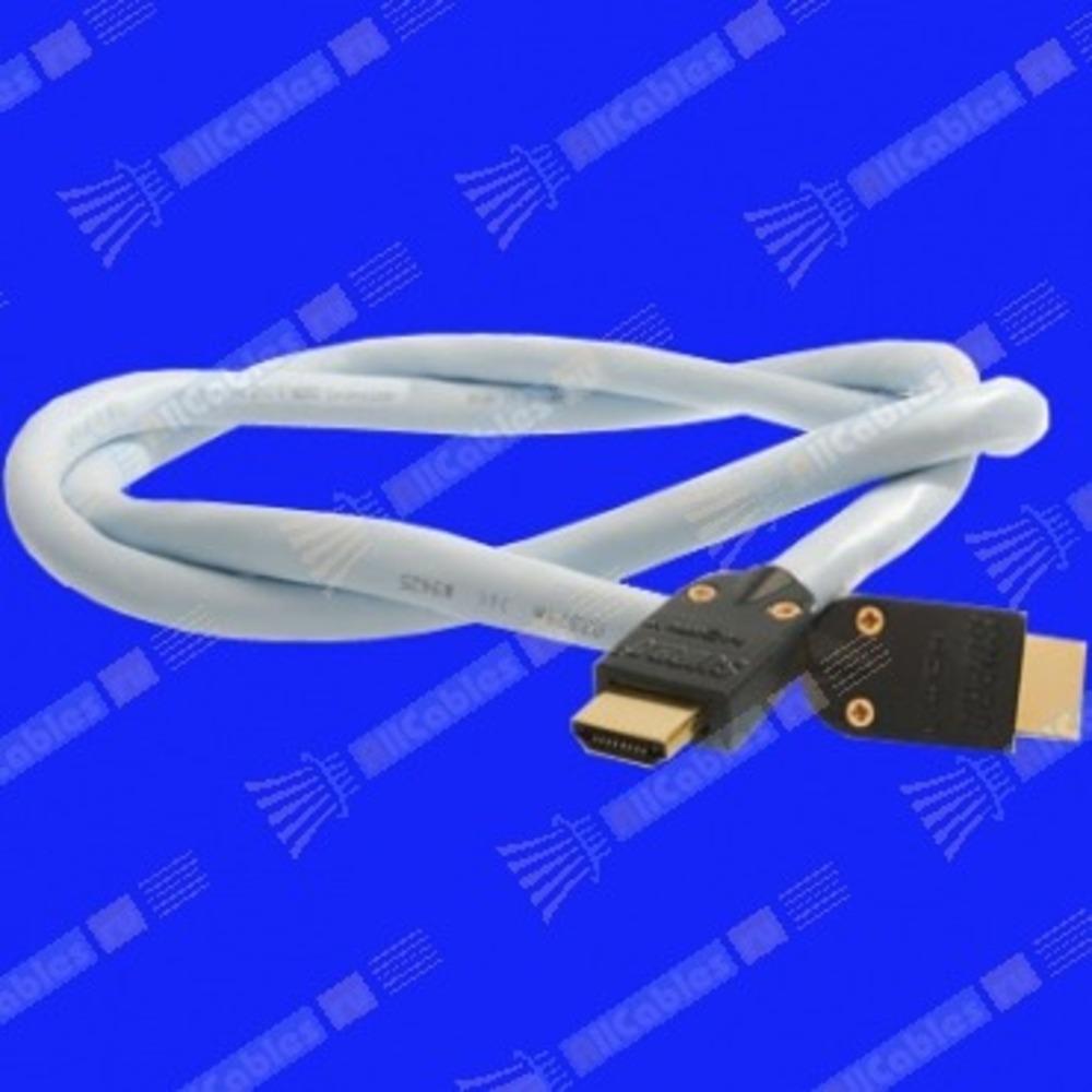 Кабель HDMI - HDMI Supra HDMI MET-S/B 2.0m