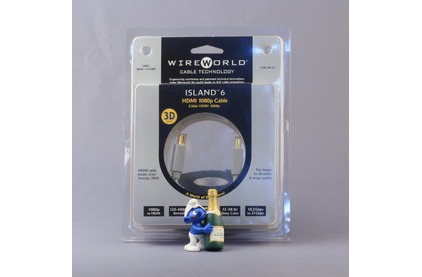 Кабель HDMI - HDMI WireWorld Island 6 HDMI-HDMI 0.5m