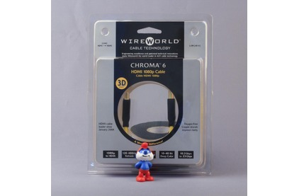 Кабель HDMI - HDMI WireWorld Chroma 6 HDMI-HDMI 0.3m