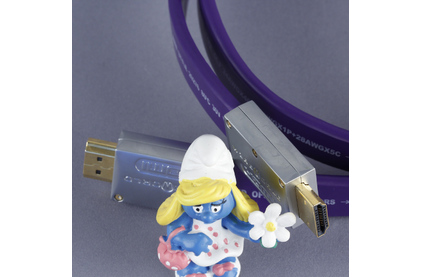 Кабель HDMI - HDMI WireWorld Ultraviolet 6 HDMI-HDMI 1.0m