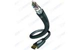 Кабель HDMI - HDMI Inakustik Exzellenz HDMI 0.75m