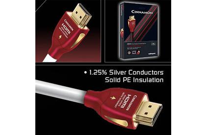 Кабель HDMI - HDMI Audioquest Cinnamon HDMI 20.0m