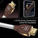 Кабель HDMI - HDMI Audioquest Chocolate HDMI 20.0m