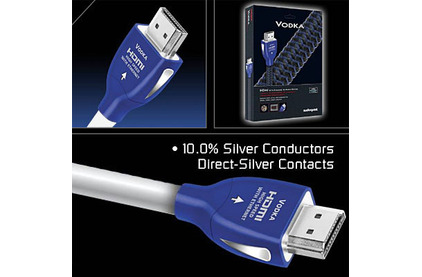 Кабель HDMI - HDMI Audioquest Vodka HDMI 12.0m