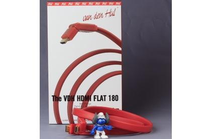 Кабель HDMI - HDMI Van Den Hul HDMI Flat 180 10.0m
