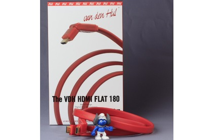 Кабель HDMI - HDMI Van Den Hul HDMI Flat 180 7.5m