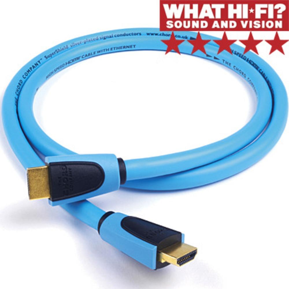 Кабель HDMI - HDMI Chord HDMI 1.4 SuperShield 3.0m