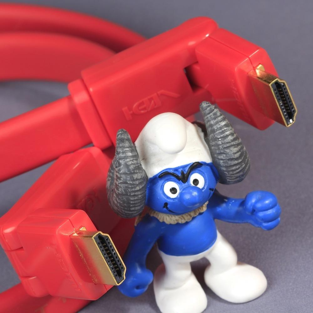 Кабель HDMI - HDMI Van Den Hul HDMI Flat 180 1.5m