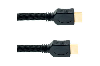 Кабель HDMI - HDMI Eagle Cable 31314007 Black Hawk HDMI 0.75m