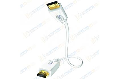 Кабель HDMI - mini HDMI Inakustik 004247036 Premium HDMI Mini 3.0m