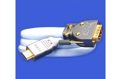 Кабель HDMI-DVI Supra HDMI-DVI 1.0m