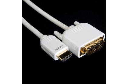 Кабель HDMI-DVI Logan WL269-0200 2.0m