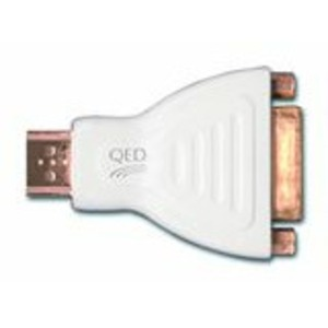 Переходник HDMI - DVI QED Qunex HDMI Male - DVI Female