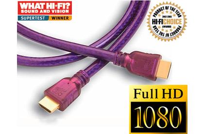 Кабель HDMI - HDMI QED Classic HDMI-P 2.0m