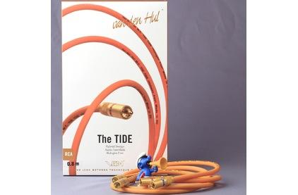 Кабель аудио 2xRCA - 2xRCA Van Den Hul The Tide Hybrid 1.0m