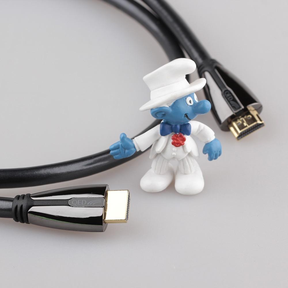 Кабель HDMI - HDMI QED (I-LIVEHDMI/5) LIVE HDMI PlayStation3 5.0m