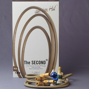 Кабель аудио 2xRCA - 2xRCA Van Den Hul The Second 1.0m