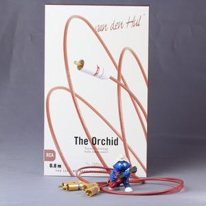 Кабель аудио 2xRCA - 2xRCA Van Den Hul The Orchid 1.0m