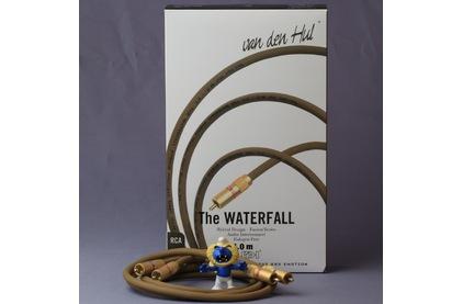 Кабель аудио 2xRCA - 2xRCA Van Den Hul The Waterfall Hybrid 1.0m