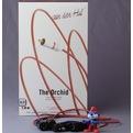 Кабель аудио 2xRCA - 2xRCA Van Den Hul The Orchid XLR 0.8m