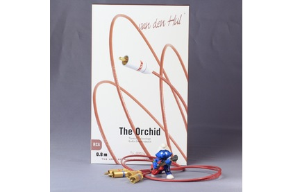 Кабель аудио 2xRCA - 2xRCA Van Den Hul The Orchid 1.5m