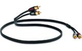 Кабель аудио 2xRCA - 2xRCA QED (QE5026) Profile Audio 2.0m