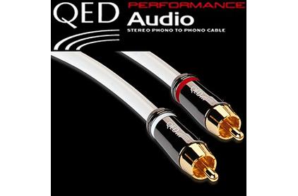 Кабель аудио 2xRCA - 2xRCA QED Performance Audio 0.5m