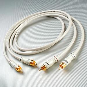 Кабель аудио 2xRCA - 2xRCA DH Labs White Lightning Interconnect RCA 1.5m