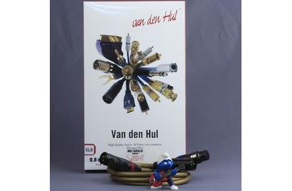 Кабель аудио 2xXLR - 2xXLR Van Den Hul MC-Gold Hybrid XLR 1.0m