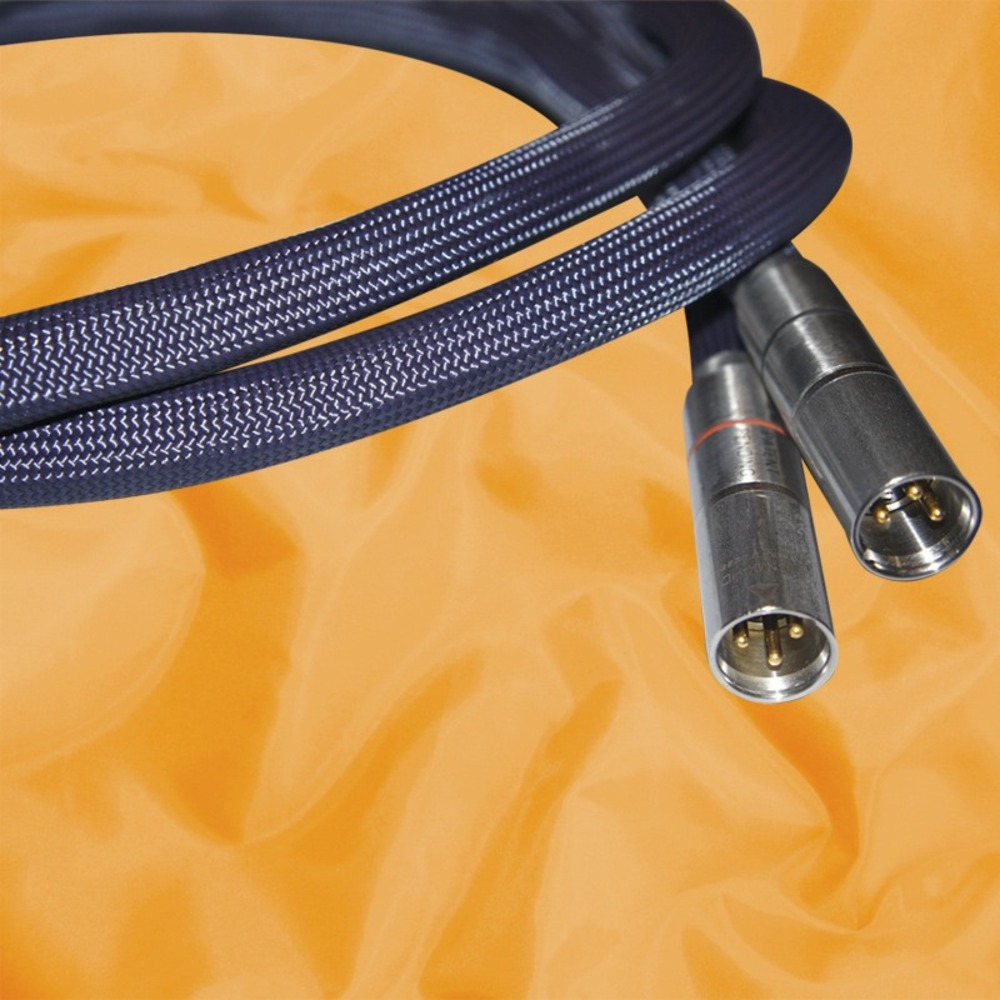 Кабель аудио 2xXLR - 2xXLR Kubala-Sosna Emotion Analog Cable XLR 1.0m