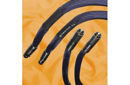 Кабель аудио 2xXLR - 2xXLR Kubala-Sosna Emotion Analog Cable XLR 1.0m