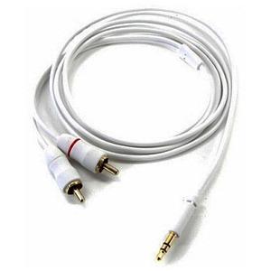 Кабель аудио 1xMini Jack - 2xRCA Inakustik 00310005 Star MP3 Audio 5.0m