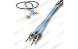 Акустический кабель Single-Wire Spade - Spade Siltech Classic Anniversary 770L SB007 2.0m
