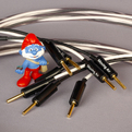 Акустический кабель Single-Wire Banana - Banana Abbey Road Cable Monitor Speaker Cable Banana 2.5m
