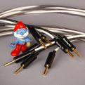 Акустический кабель Single-Wire Banana - Banana Abbey Road Cable Monitor Speaker Cable Banana 3.0m