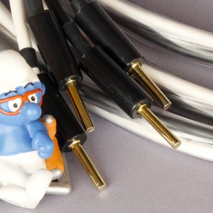 Акустический кабель Single-Wire Banana - Banana Abbey Road Cable Reference Speaker Cable 2.5m