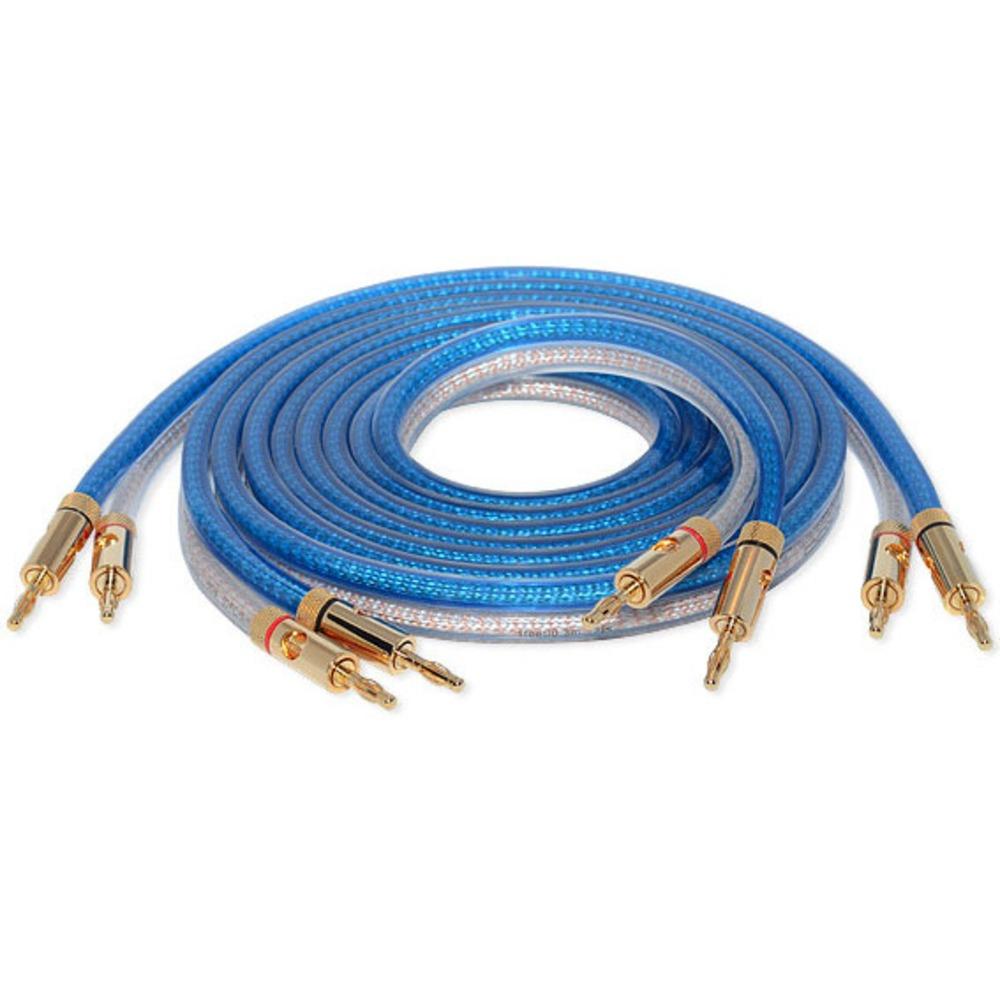 Акустический кабель Single-Wire Banana - Banana DAXX S90-25 2.5m