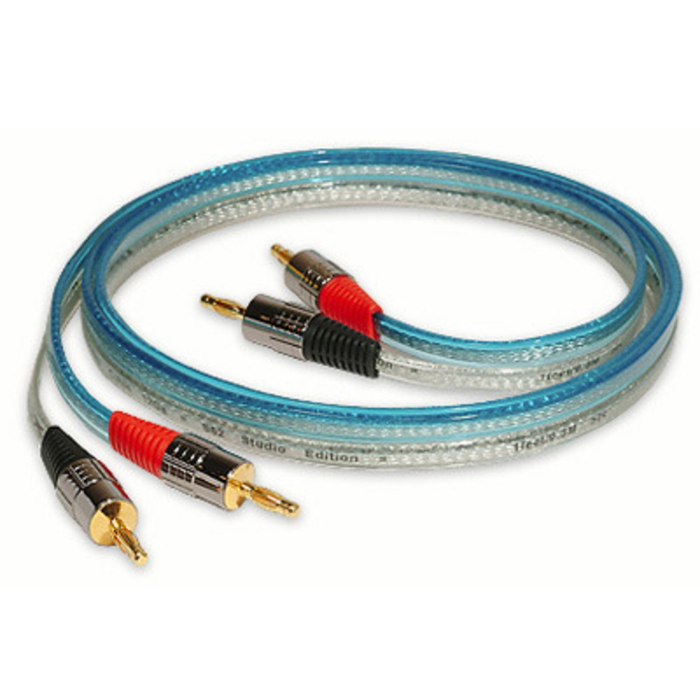 Акустический кабель Single-Wire Banana - Banana DAXX S62-25 2.5m