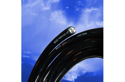 Отрезок акустического кабеля DH Labs (Арт. 640) Power Plus AC Cable 0.33m