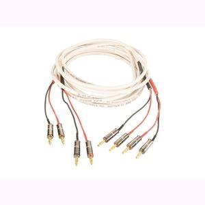 Акустический кабель Single-Wire Banana - Banana Black Rhodium Jive Banana Single-Wire 3.0m