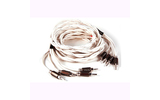 Акустический кабель Single-Wire Banana - Banana Black Rhodium Samba Banana Single-Wire 2.0m