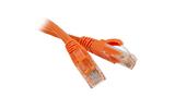 Кабель витая пара патч-корд Hyperline PC-LPM-UTP-RJ45-RJ45-C5e-5M-OR 5.0m