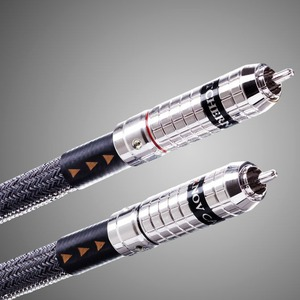 Кабель аудио 2xRCA - 2xRCA Tchernov Cable Ultimate IC RCA 0.62m