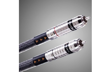 Кабель аудио 2xRCA - 2xRCA Tchernov Cable Ultimate IC RCA 0.62m