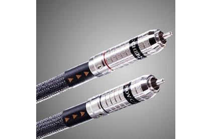 Кабель аудио 2xRCA - 2xRCA Tchernov Cable Ultimate IC RCA 1.65m