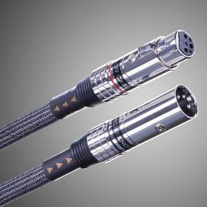 Кабель аудио 2xXLR - 2xXLR Tchernov Cable Ultimate IC XLR 1.65m