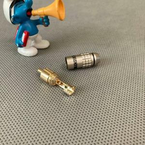 Разъем RCA (Папа) Tchernov Cable RCA Plug Standard 1 Black