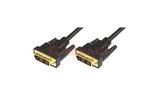 Кабель DVI - DVI Rexant 17-6407 Gold (1 штука) 7.0m
