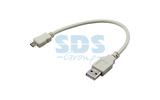 Кабель USB 2.0 Тип A - B micro Rexant 18-1162 USB (1 штука) 0.2m